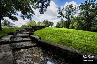 Swope Park Stairs