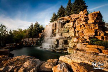 Vince's Waterfall