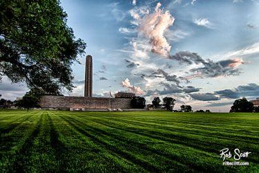 Liberty Memorial Lawn