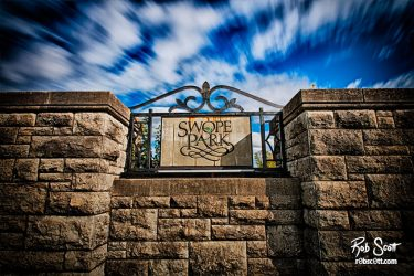 Swope Park Grand Entrance