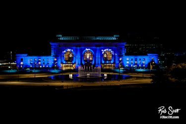 Union Station – Blue October