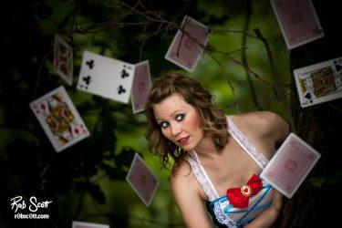 Alyssia in Wonderland